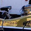 July 17-18:  Ryan Briscoe during the Iowa Corn 300.