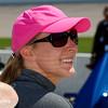 July 17-18:  Pippa Mann during the Iowa Corn 300.