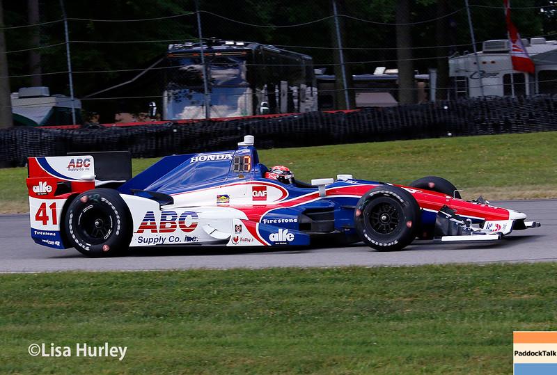 August 1-2: Jack Hawksworth at Honda Indy 200 at Mid-Ohio.