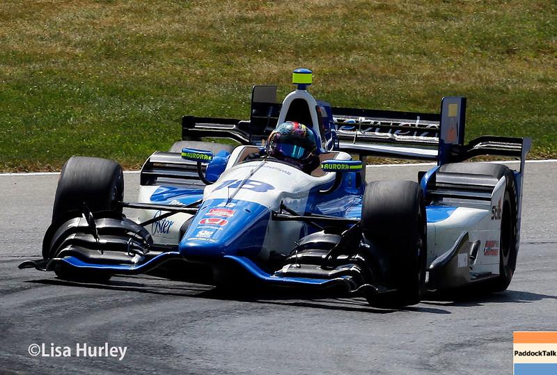 August 1-2: Rodolfo Gonzalez at Honda Indy 200 at Mid-Ohio.
