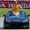 August 1-2:  Ryan Hunter-Reay at Honda Indy 200 at Mid-Ohio.