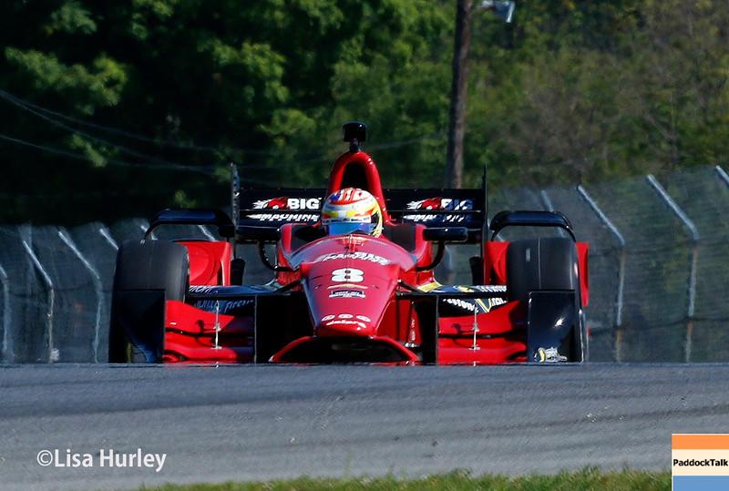 August 1-2: Sage Karam at Honda Indy 200 at Mid-Ohio.