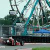 April 12: Juan Pablo Montoya during the Indy Grand Prix of Louisiana.