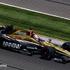 May 29: James Hinchcliffe during the 100th Running of the Indianapolis 500.