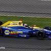May 29: Alexander Rossi wins the 100th Running of the Indianapolis 500.