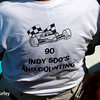 May 29: Super fan during the 100th Running of the Indianapolis 500.