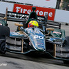 June 4-5: Spencer Pigot during the Chevrolet Detroit Belle Isle Grand Prix.