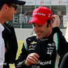 June 4-5: Simon Pagenaud after the Chevrolet Detroit Belle Isle Grand Prix.