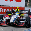 June 4-5: Sebastien Bourdais during the Chevrolet Detroit Belle Isle Grand Prix.