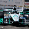 June 4-5: Simon Pagenaud during the Chevrolet Detroit Belle Isle Grand Prix.
