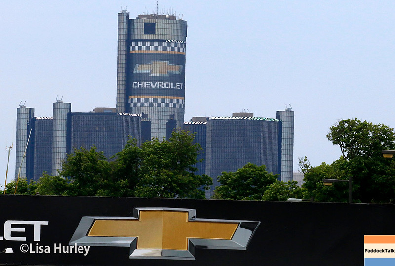 June 4-5: Chevrolet headquarters during the Chevrolet Detroit Belle Isle Grand Prix.