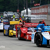 June 4-5: Track action during the Chevrolet Detroit Belle Isle Grand Prix.