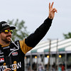 June 4-5: James Hinchcliffe before the Chevrolet Detroit Belle Isle Grand Prix.