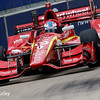 June 4-5: Scott Dixon during the Chevrolet Detroit Belle Isle Grand Prix.