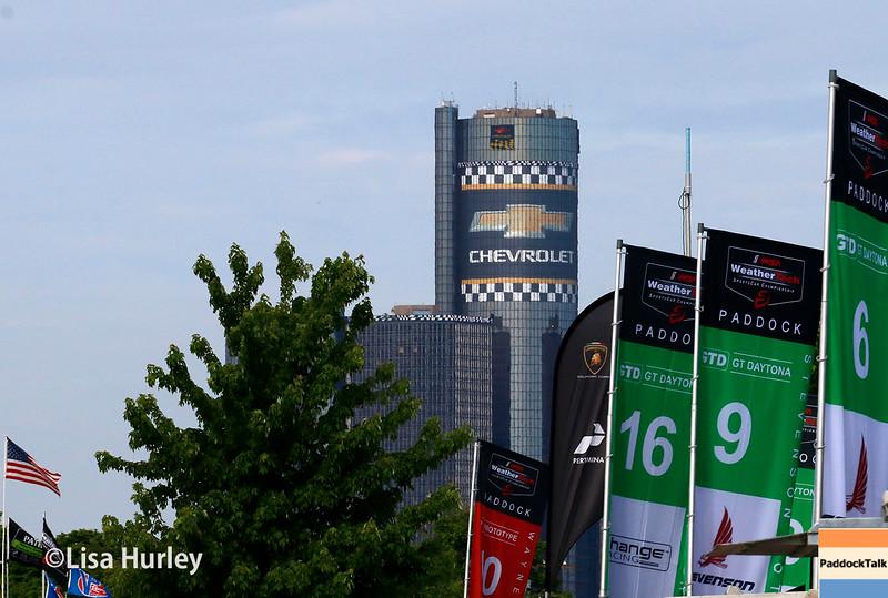 June 4-5: during the Chevrolet Detroit Belle Isle Grand Prix.