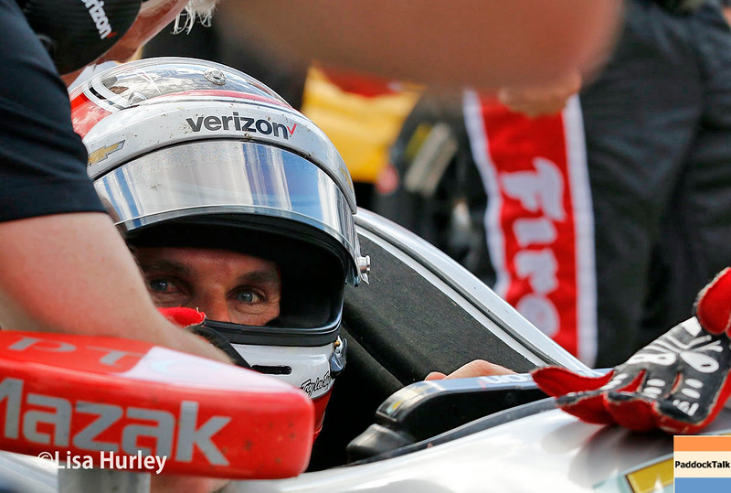 June 4-5: Will Power after the Chevrolet Detroit Belle Isle Grand Prix.