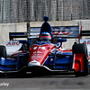 June 4-5: Takuma Sato during the Chevrolet Detroit Belle Isle Grand Prix.