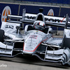 June 4-5: Juan Pablo Montoya during the Chevrolet Detroit Belle Isle Grand Prix.
