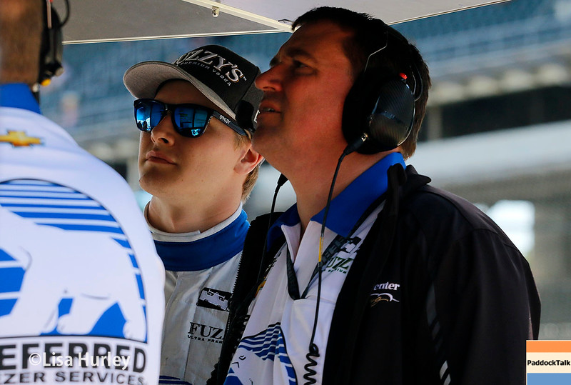 May 13-14: Josef Newgarden at the Angie's List Grand Prix of Indianapolis.