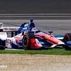 May 13-14: Takuma Sato at the Angie's List Grand Prix of Indianapolis.