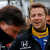 May 13-14: Michael and Marco Andretti at the Angie's List Grand Prix of Indianapolis.