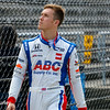 May 21-22: Jack Hawksworth during qualifications for the 100th running of the Indianapolis 500.