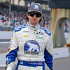 May 21-22: JR Hildebrand during qualifications for the 100th running of the Indianapolis 500.