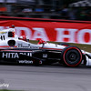 July 30-31: Helio Castroneves during The Honda Indy 200 at Mid-Ohio.
