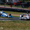 July 30-31: Simon Pagenaud and Will Power during The Honda Indy 200 at Mid-Ohio.