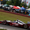 July 30-31: Juan Pablo Montoya during The Honda Indy 200 at Mid-Ohio.