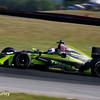 July 30-31: Charlie Kimball during The Honda Indy 200 at Mid-Ohio.