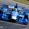 July 30-31: Tony Kanaan during The Honda Indy 200 at Mid-Ohio.