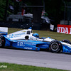 July 30-31: Siimon Pagenaud during The Honda Indy 200 at Mid-Ohio.