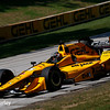 June 24-26: Graham Rahal during the Verizon IndyCar Series Kohler Grand Prix at Road America.