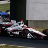 June 24-26: Helio Castroneves during the Verizon IndyCar Series Kohler Grand Prix at Road America.
