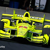 June 24-26: Simon Pagenaud during the Verizon IndyCar Series Kohler Grand Prix at Road America.