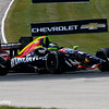 June 24-26: Sebastien Bourdais during the Verizon IndyCar Series Kohler Grand Prix at Road America.