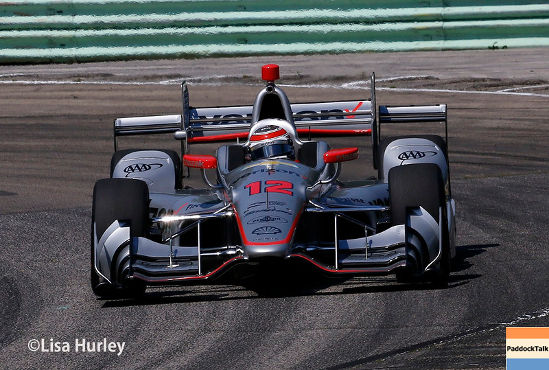 June 24-26: Will Power during the Verizon IndyCar Series Kohler Grand Prix at Road America.