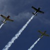 June 24-26: The flyover before the Verizon IndyCar Series Kohler Grand Prix at Road America.