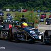 June 24-26: Josef Newgarden during the Verizon IndyCar Series Kohler Grand Prix at Road America.