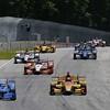 June 24-26: Track action during the Verizon IndyCar Series Kohler Grand Prix at Road America.