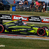 June 24-26: Charlie Kimball during the Verizon IndyCar Series Kohler Grand Prix at Road America.