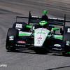 June 24-26: Conor Daly during the Verizon IndyCar Series Kohler Grand Prix at Road America.