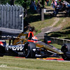 June 24-26: James Hinchcliffe during the Verizon IndyCar Series Kohler Grand Prix at Road America.