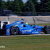 June 24-26: Tony Kanaan during the Verizon IndyCar Series Kohler Grand Prix at Road America.