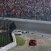 May 28: Major accident in Turn 2 during the 101st Running of The Indianapolis 500.