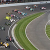 May 28: The start of the 101st Running of The Indianapolis 500.