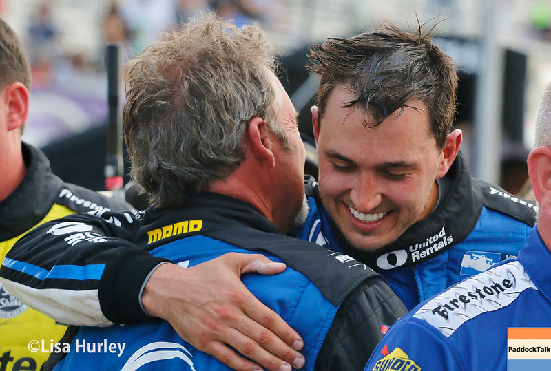 June 3-4: Graham Rahal wins race #1 at the Chevrolet Detroit Grand Prix Presented by Lear.