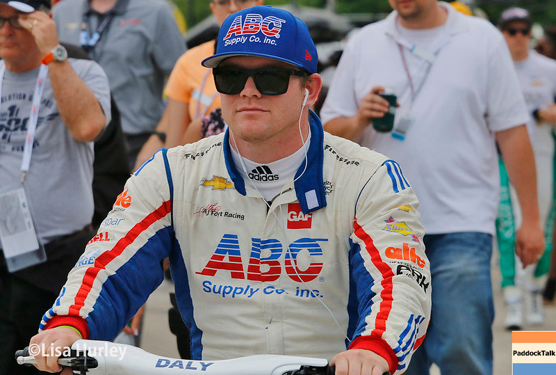 June 3-4: Conor Daly at the Chevrolet Detroit Grand Prix Presented by Lear.