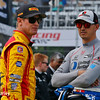 June 3-4: Ryan Hunter-Reay and Graham Rahal at the Chevrolet Detroit Grand Prix Presented by Lear.